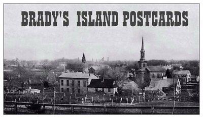 Brady's Island Postcards