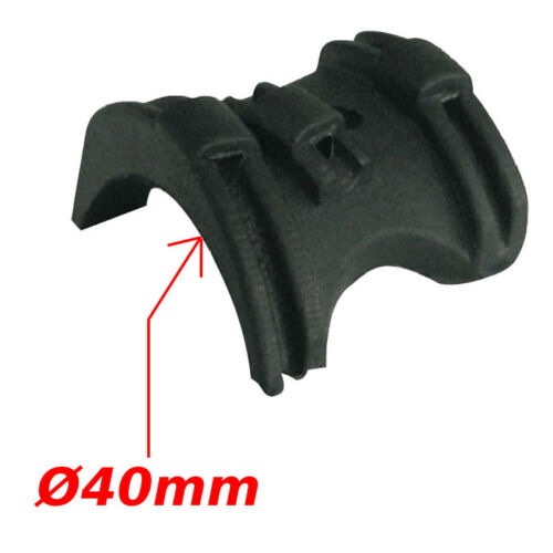 GUIDE CABLE PASSAGE SUPPORT CADRE BOITIER PEDALIER 40MM 55MM VELO VTT ROUTE VTC