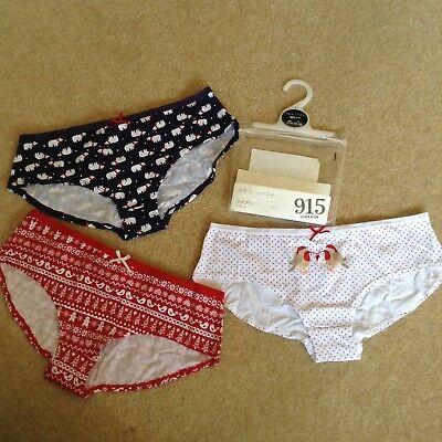 Ragazze New Look 915 Generazione Natale Pantaloncini Pantaloni Età 12-13 Nuovo Con Etichetta-mostra Il Titolo Originale