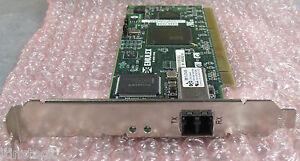 Emulex Lightpulse Lp9802-e 2 Go Fibre Channel Pci-x Hba Adaptateur, Fc1020042-01f-042-01f Fr-fr Afficher Le Titre D'origine