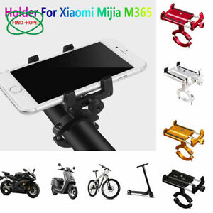 Phone-Stand-Holder-Handbar-Clip-For-Xiaomi-Mijia-M365-Scooter