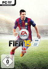 FIFA 15 (PC, 2014, Dvd-Box) - NUOVO + OVP