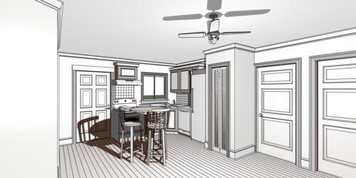 Tiny House Plan 747