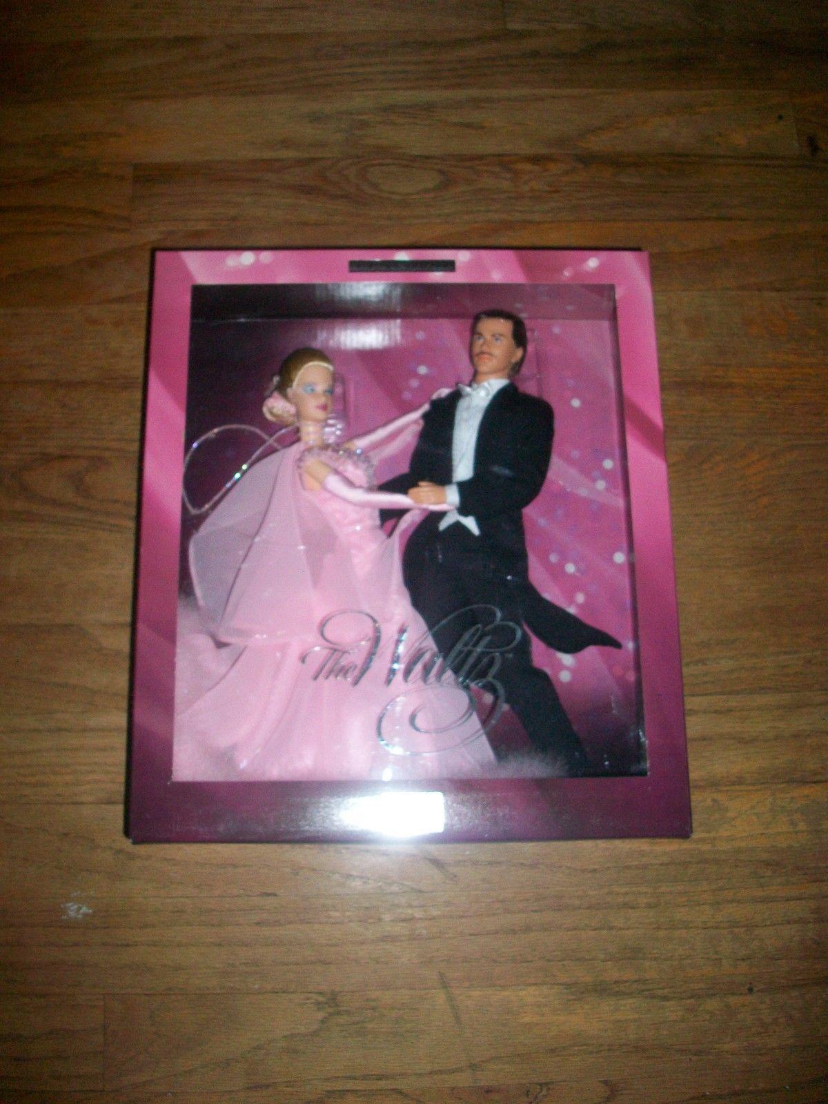 Vals 2003 Conjunto de Regalo Barbie y Ken Edición Limitada