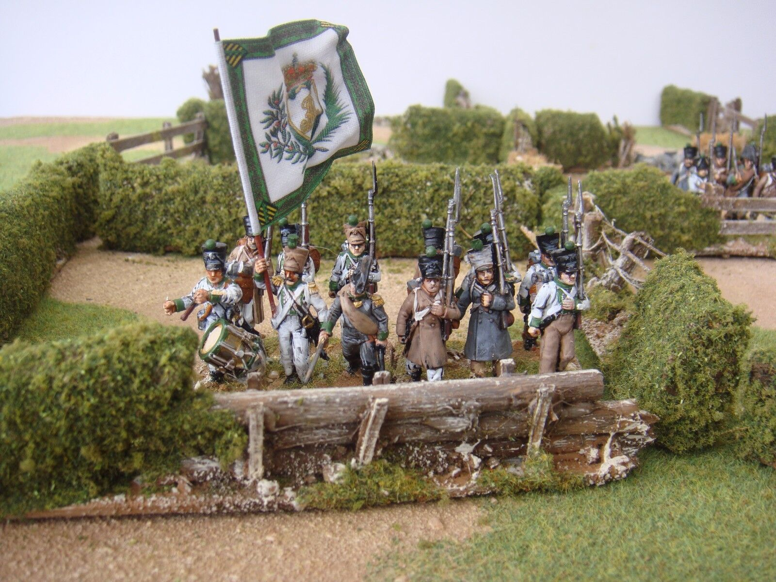 TERRAIN BUNDLE SECTIONS 28mm wargames made to order