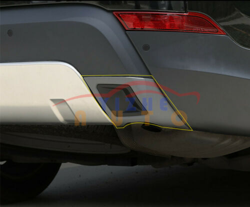 Rear Bumper Exhaust Pipe Cover Trim For Land Rover Discovery 5 S//SE 17~19