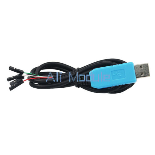 PL2303TA F Win 8 Xp Vista 7 8.1 USB TTL To RS232 Converter Serial Cable Modue AM