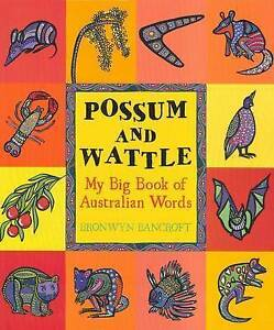 Possum-and-Wattle-My-Big-Book-of-Australian-Words-ExLibrary