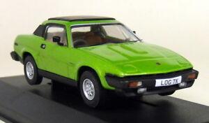 Vanguards-1-43-Scale-VA10509-Triumph-TR7-FHC-Triton-Green-Diecast-model-Car
