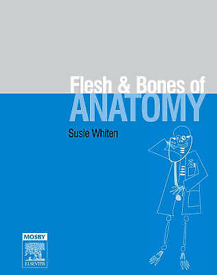 The Flesh and Bones of Anatomy-ExLibrary