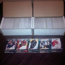 2009/10 UPPER DECK COMPLETE SET 1-500 SERIES 1 & 2 100 YOUNG GUNS ROOKIES NRMT