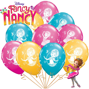 FANCY-NANCY-balloons-balloons-CUPCAKE-cake-toppers-decoration-supplies-party