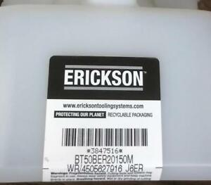 Erickson BT50BER20150M BT Collet Chuck   Brand New Factory Sealed