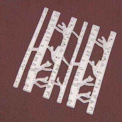 Regenschirm Metall Stanzformen Schablone DIY Scrapbooking Album Handwerk GE