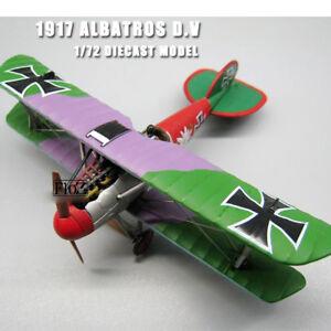 FOKKER DR.I 1917 triplane diecast 1:72 model SL-1