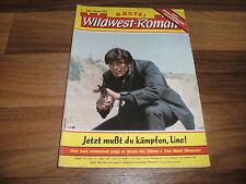 BASTEI WILDWEST # 880 / 1972 -- DU MUßT KÄMPFEN LINC // mit GIULIANO GEMMA Cover
