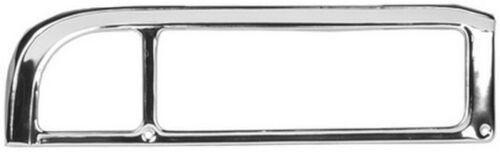 Tail Light Bezel Right Passenger Taillight Taillamp Chevy PU Fleetside 1969-72