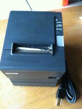 Epson Receipt Pos Printer Tm T88iv M129h Parallelserial Ps 180 Complete