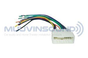 Car Radio Wiring Harness for Aftermarket Stereo Installation RAPTOR  RAP-KA-1004 | eBayeBay