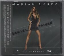 Mariah Carey: #1 to infinity (2015) CD OBI TAIWAN