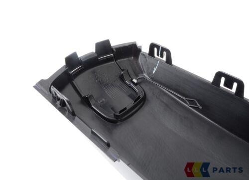 MINI Nuovo Originale F55 F56 F57 paraurti anteriore coperchio Accento Nero 7337791