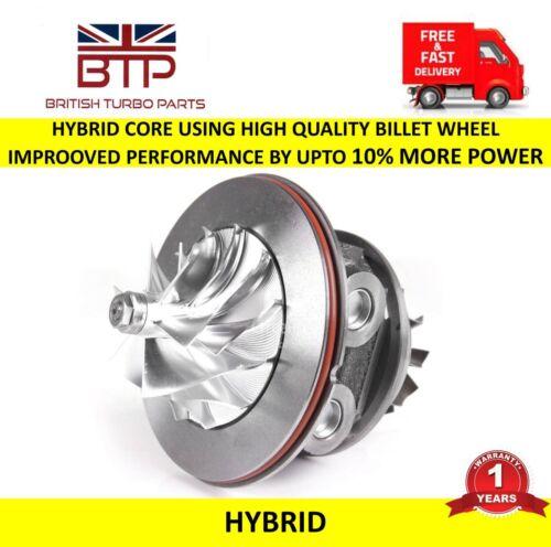 UPGRADED HYBRID BILLET TURBO CHRA 758351 BMW 730D E66 3.0 525 530XD 530d CORE