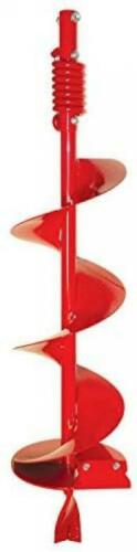 Earthquake EA8F 8-Inch Diameter 36-Inch Long Earth Auger with Fishtail Point