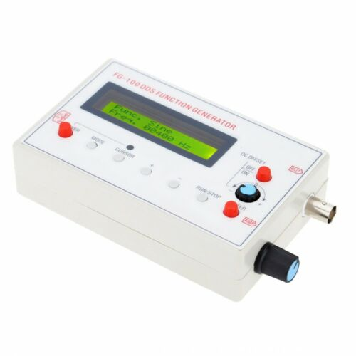 DDS Function Signal Generator Sine+Triangle+Square Wave Frequency 1HZ-500KHz New