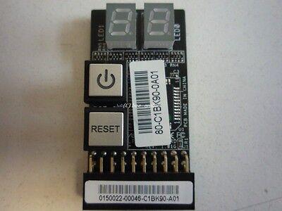 ASUS P8P67 WS REVOLUTION TPM CONNECTOR DIAGNOSIS CARD
