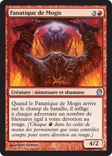 Fanatic of Mogis Theros VF Magic▼▲▼ TESSKELL▼▲▼ 4x Fanatique de Mogis