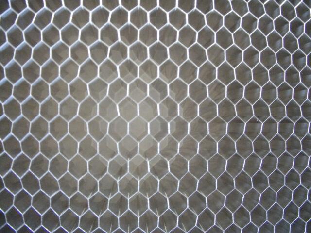 Aluminum Honeycomb Grid Core 8x10x.250 1//8 Cell