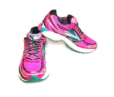 Hot Pink Womens Running Shoes Size