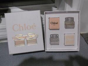 New In Box Chloe Eau De Parfum Chloe Fleur De Parfum 017 Fl Oz5