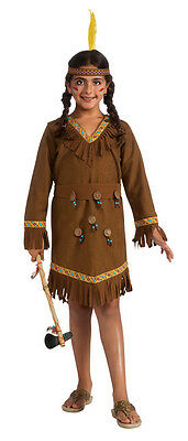 Child Native American Indian Princess Costume