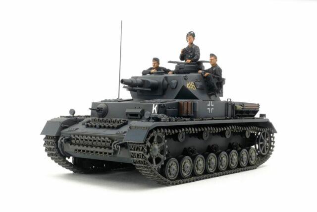 Tamiya 35374 Kampfpanzer M47 Phantom Esercito Tedesco Plastica 1:3 5 Nuovo