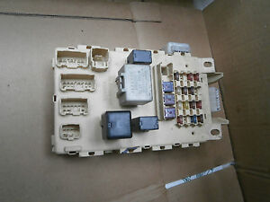 image is loading toyota-yaris-1999-2003-interior-under-dash-fuse-