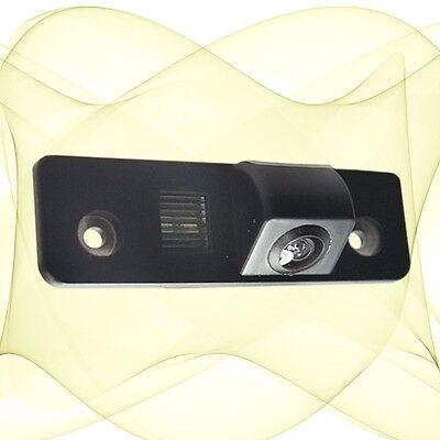 170° Car color CCD Rear View Reverse Backup Parking Camera for SKODA OCTAVIA