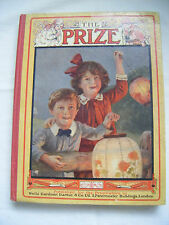 The Prize 1921- Children's Annual- 11 chromolithographs colour plates