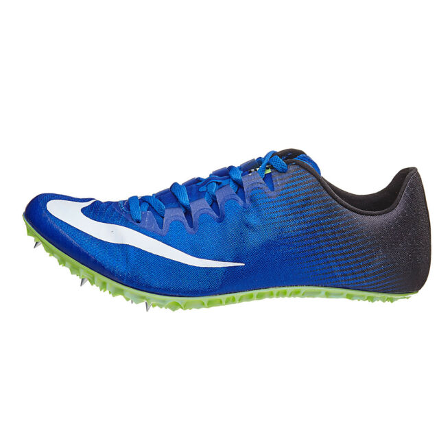 2bc78e36b Nike Zoom Superfly Elite Spikes Running Shoes Mens 13 Blue 835996 ...
