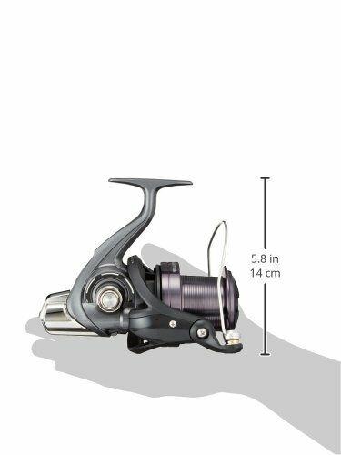 17 Crosscast Throwing // Long Throw DAIWA Spinning Reel 2017 Model