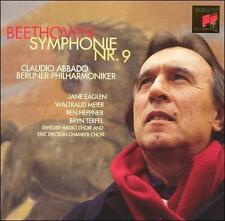 Beethoven: Symphonie Nr. 9 [1995 Recording] (CD, Nov-1996, Sony Music Distribution (USA))