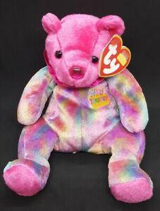 JANUARY the Birthday Teddy Bear 8-9.5 Inch Ty Beanie Baby MINT with MINT TAG