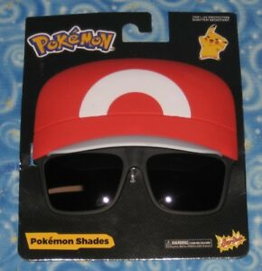 abba374df1c New Pokemon Shades Ash Ketchum Hat from X   Y by Sun Staches