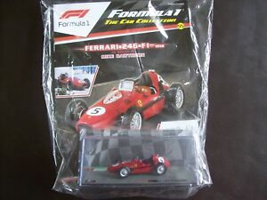 Formula-1-The-Car-Collection-Part-55-Ferrari-246-F1-1958-Mike-Hawthorn