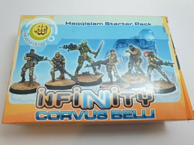 INFINITY - Corvus Belli - HAQQISLAM STARTER PACK