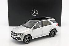 Norev 183488 mercedes-benz V-class 2018 gris metalizado 1:18 maqueta de coche