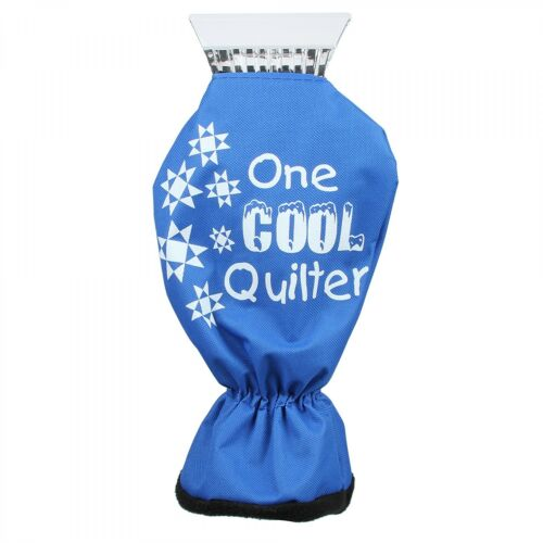CP-ICE1 One COOL Quilter Ice /& Snow Scraper with Glove