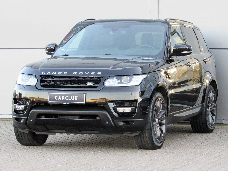 Land Rover Range Rover Sport 3,0 SDV6 HSE Dynamic aut. 5d - 829.900 kr.