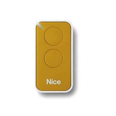 Mando a distancia para Automatizaciones Nice INTI1 433Mhz Rolling Code