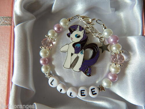 My Little Pony Brazalete Personalizado Infantil Crepúsculo Destello Curiosidad